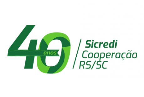 Sicredi Cooperação RS/SC apresenta marca comemorativa