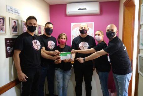 Sicredi Cooperação RS/SC apoia campanhas de combate ao câncer