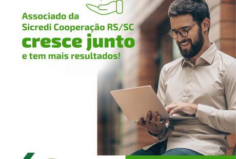 Associados recebem participação nos resultados da Sicredi Cooperação RS/SC