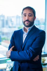 Gustavo Freitas, Diretor Executivo de Crédito do Sicredi.