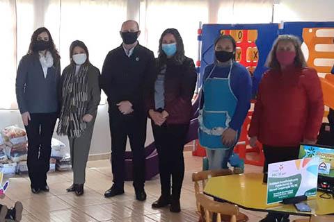 Dia C: Sicredi Cooperação RS/SC entrega doações à ASBAM