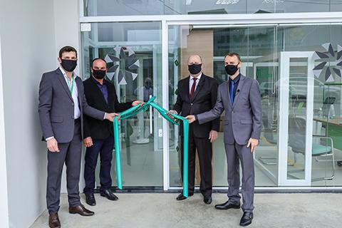 Sicredi inaugura agência em Witmarsum/SC