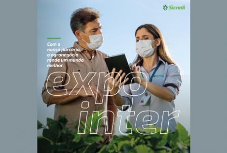 Sicredi fortalece compromisso com o produtor rural na Expointer 2021